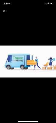 Avatar for Traust Moving Local & Long Distance Moves South San Francisco, CA Thumbtack