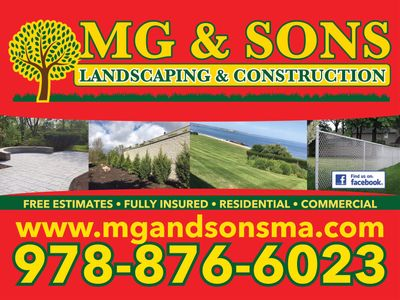 Avatar for mg and sons landscaping & construction Lynn, MA Thumbtack