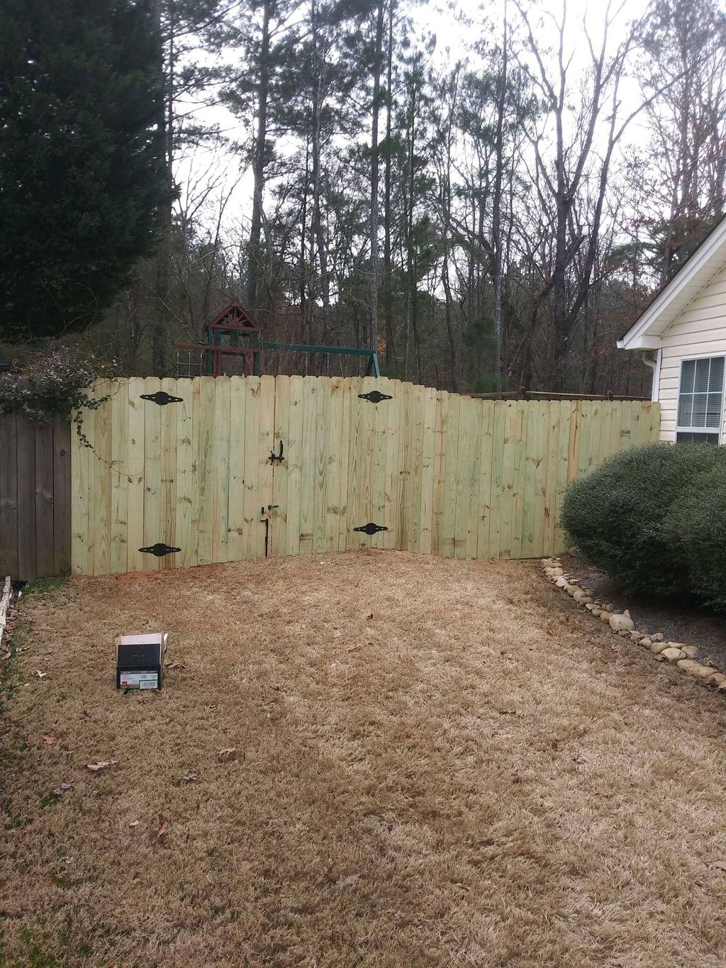 Fence and Gate Installation - Dacula 2020