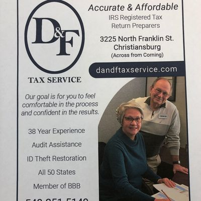 Avatar for Danby and Freer Tax Service