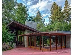 Frank Lloyd Wright's Maynard Buehler House