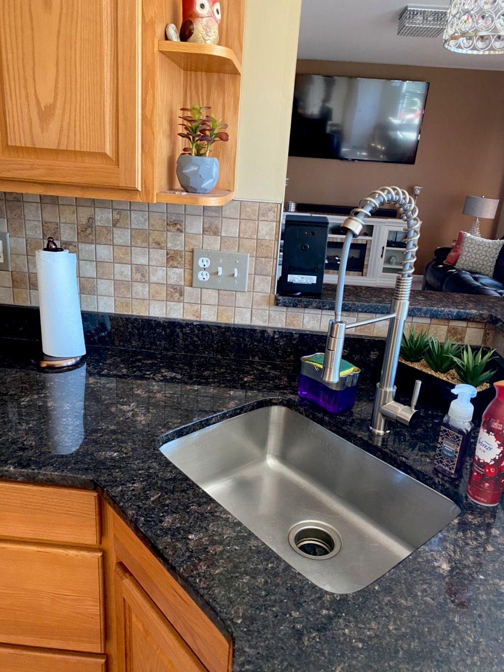 Tile Backsplash - Windsor Locks 2020