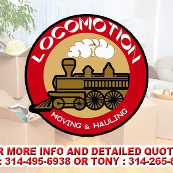 Locomotion Movers and Haulers LLC