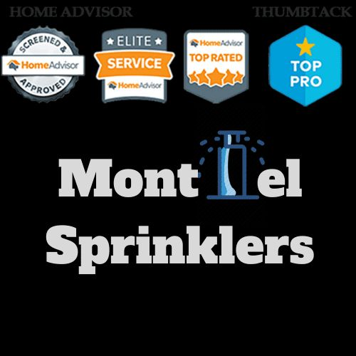Montiel sprinklers repair