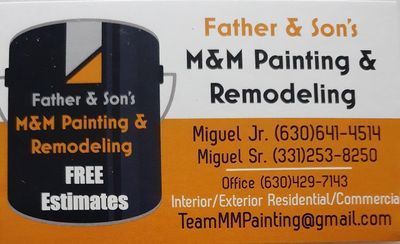 Avatar for M&M Painting & Remodeling