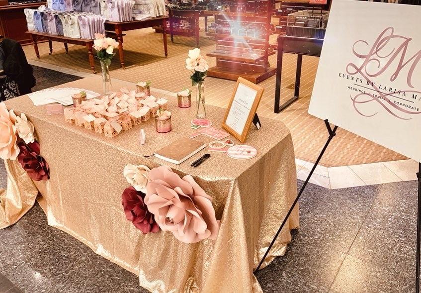 Bridal Show at Paramus Park Mall