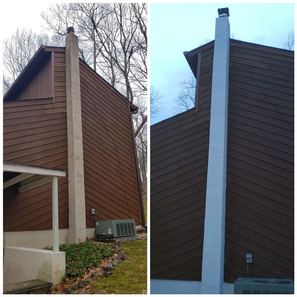 DryLock exterior masonry