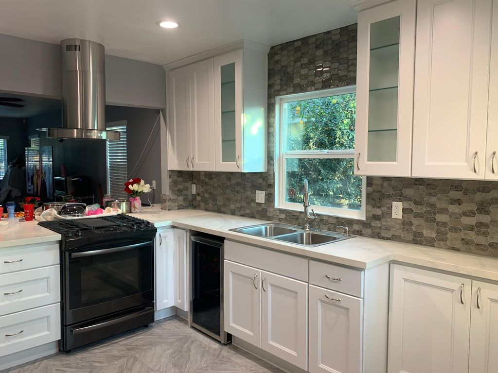 Full Kitchen Remodel Calabasas, CA