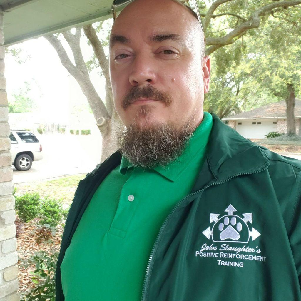 John Slaughter's Positive Reinforcement Training