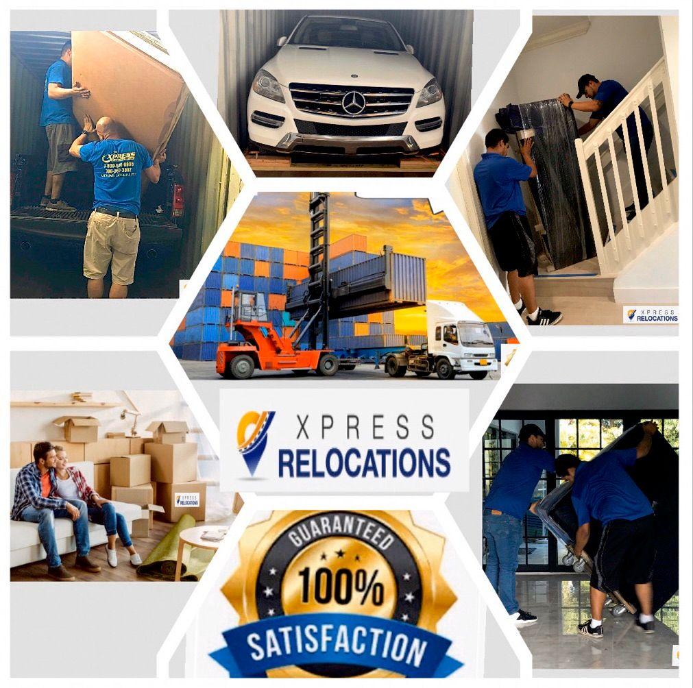 Xpress Relocations LLC