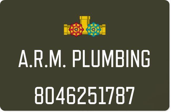 A.R.M. Plumbing