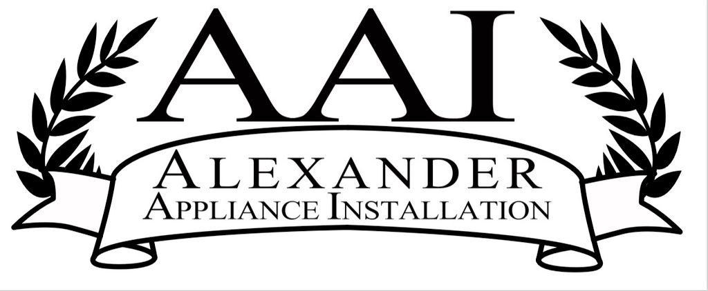 Alexander Appliance Installation LLC