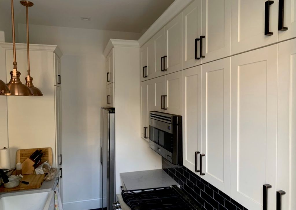 Kitchen cabinets remodel