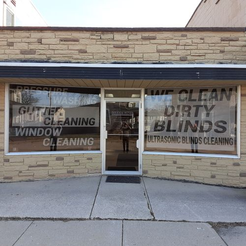 Clear View Cleaning Services headquarters.