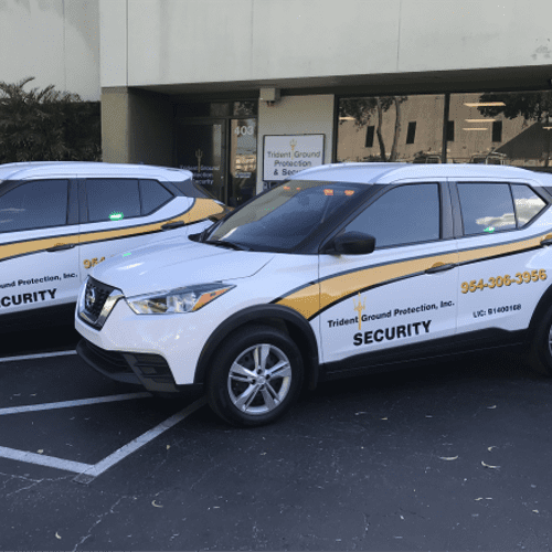 Security Vehicles