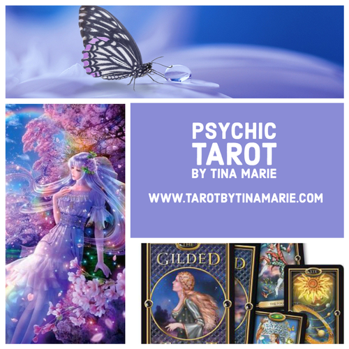 Psychic Tarot by Tina Marie