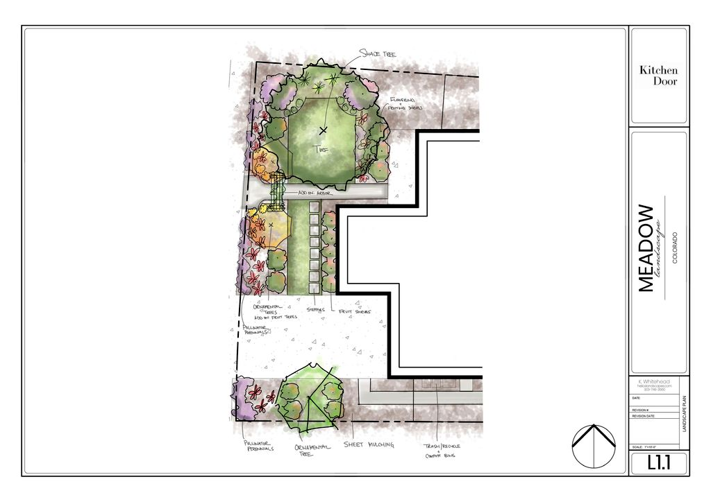 Meadow- Front Yard Design and Install