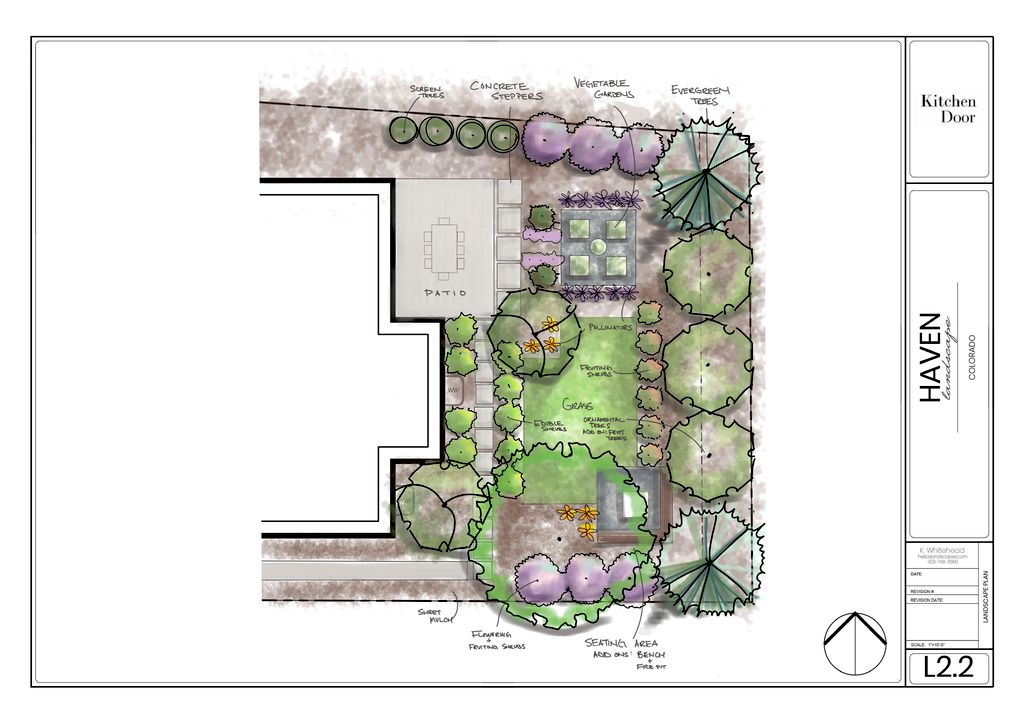 Haven- Back Yard Design and Install