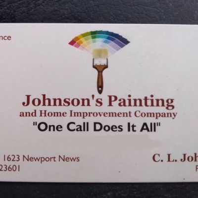 Avatar for Johnson's Painting and Home Improvement Company