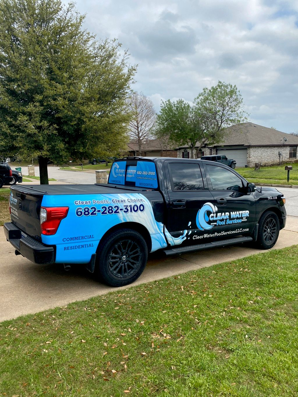Clear Water Pool Services LLC