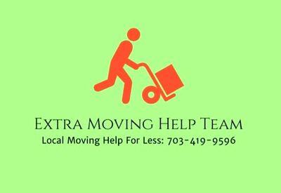 Avatar for Extra Moving Help Team Centreville, VA Thumbtack