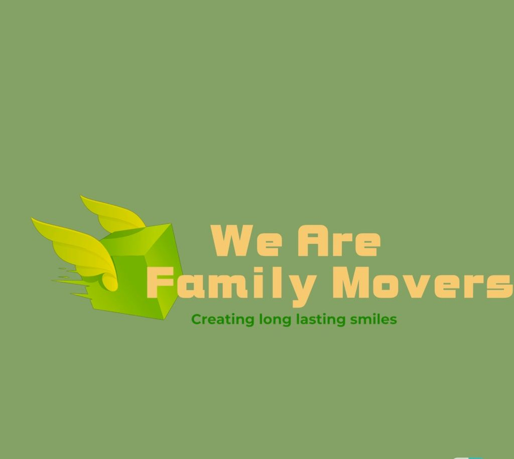 We Are Family Movers inc.