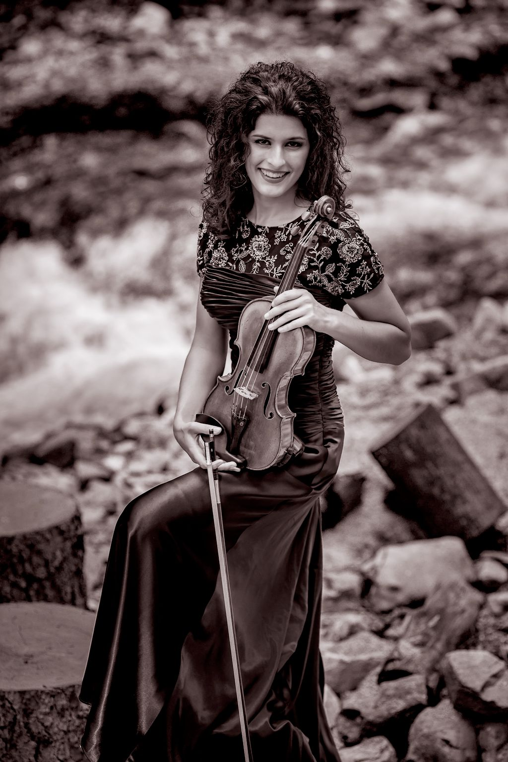 Andrea Hughes Violin