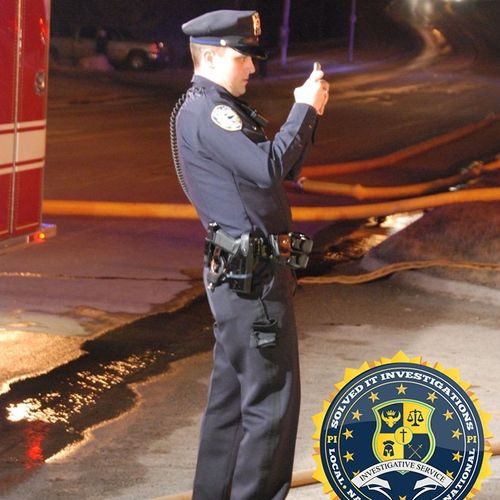 Detective Chris, retired law enforcement