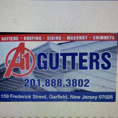 Avatar for A1 Gutters Garfield, NJ Thumbtack