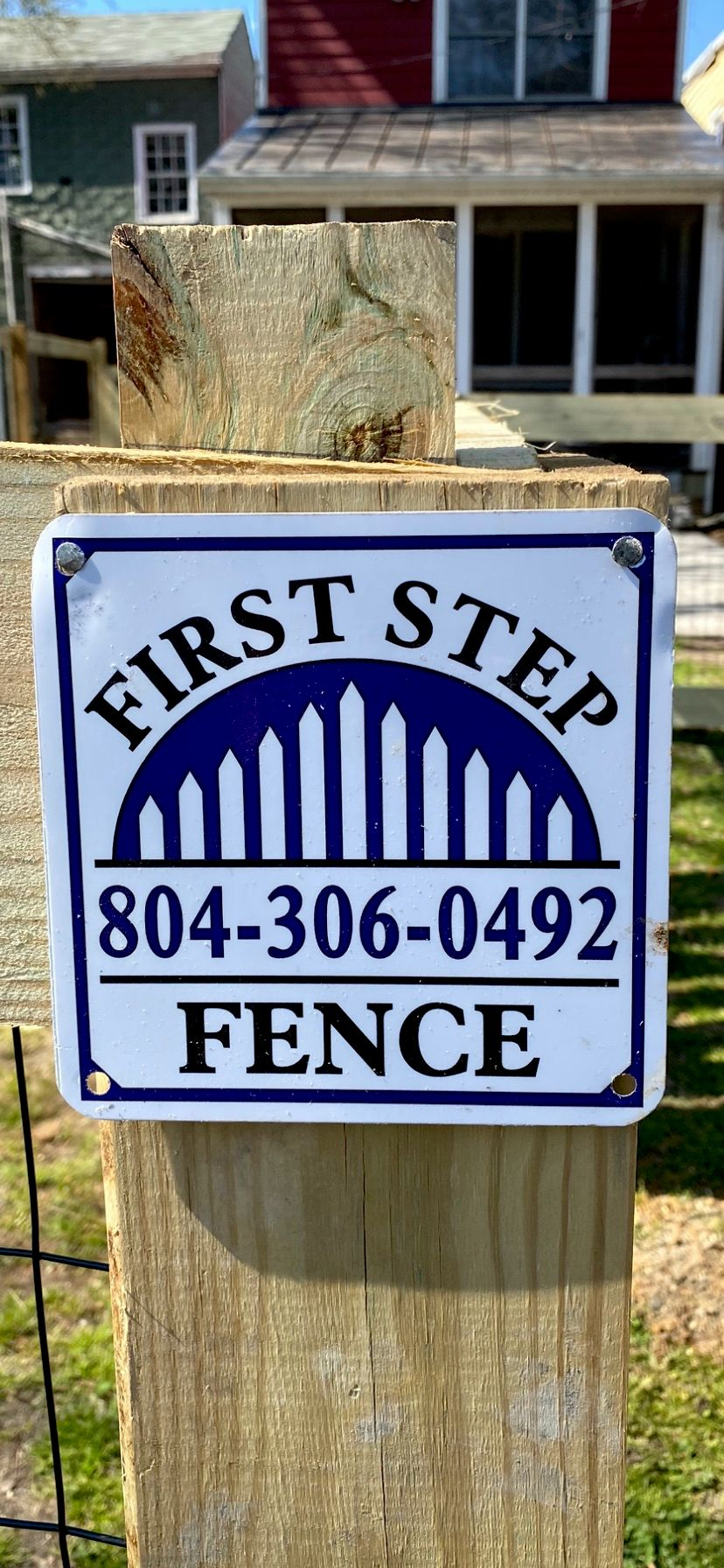 First Step Fence Solutions