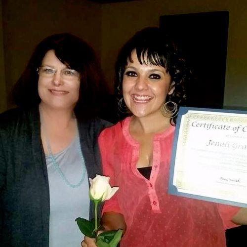 Graduation Day, Hypnosis Training
