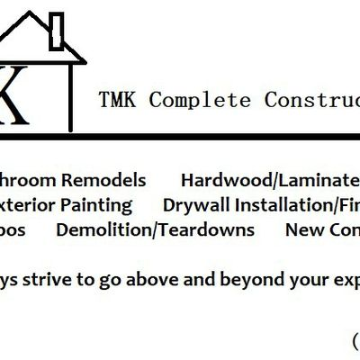 Avatar for TMK Complete Construction Kansas City, MO Thumbtack