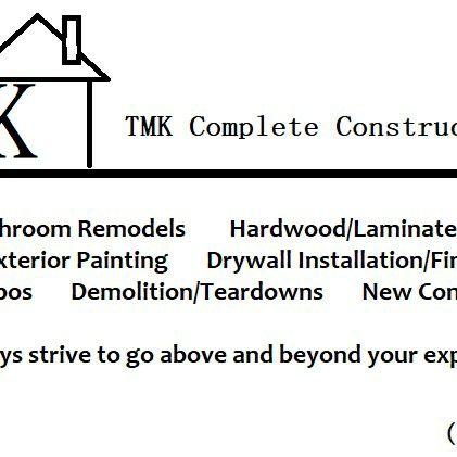 TMK Complete Construction