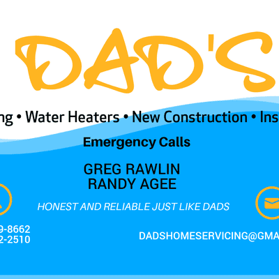 Avatar for DAD'S Plumbing