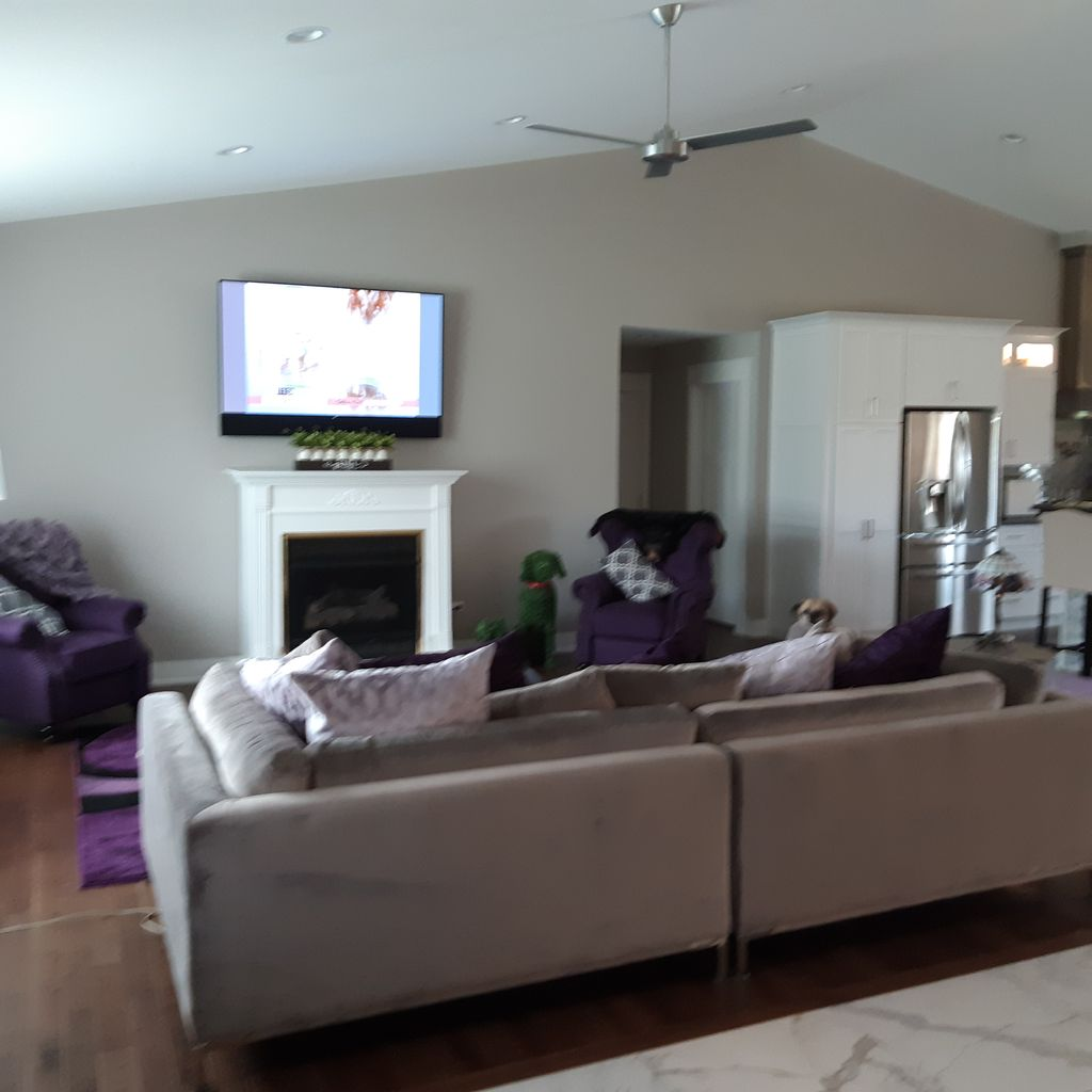 Brighten up a Main Living Space
