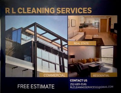 Avatar for R L CLEANING SERVICES Greenville, NC Thumbtack