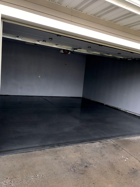 Replace garage floor