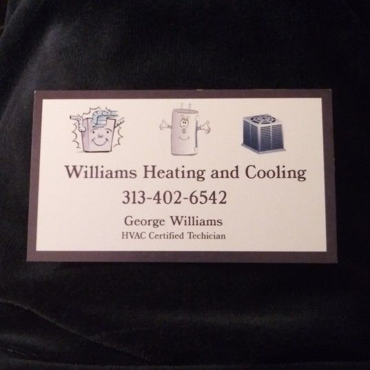 Williams Heating and Cooling