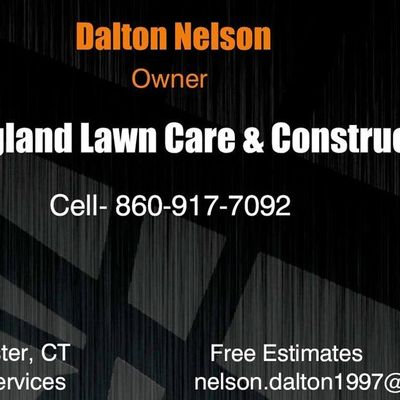 Avatar for New England Lawn Care & Construction Colchester, CT Thumbtack