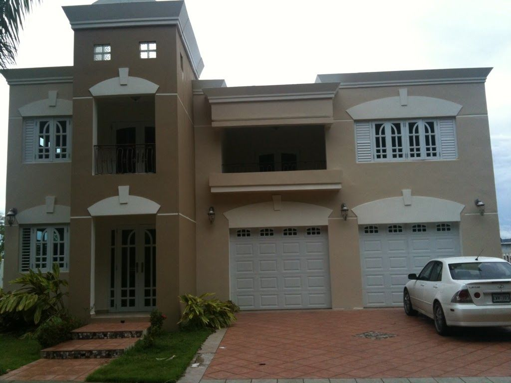 Stucco Repair & Repaint with Elastomeric Stucco Paint