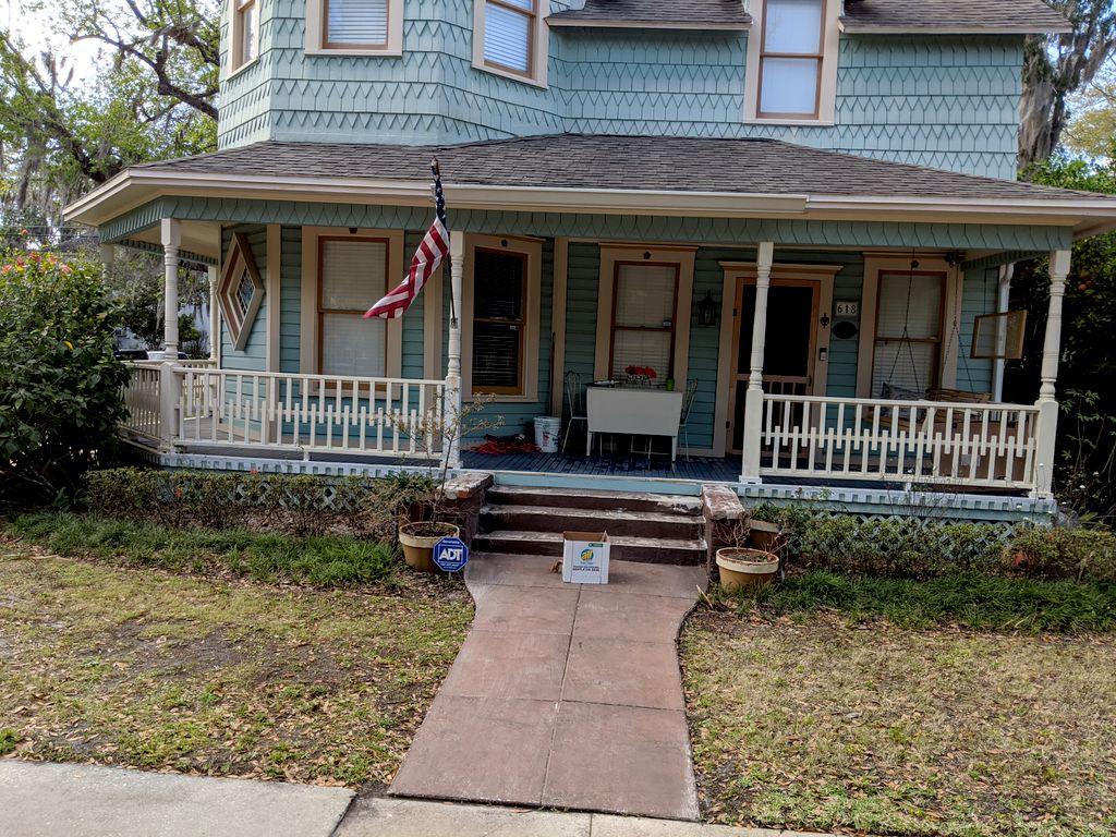 Historic home in Sanford