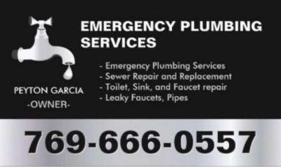 Avatar for Pgplumbing Madison, MS Thumbtack