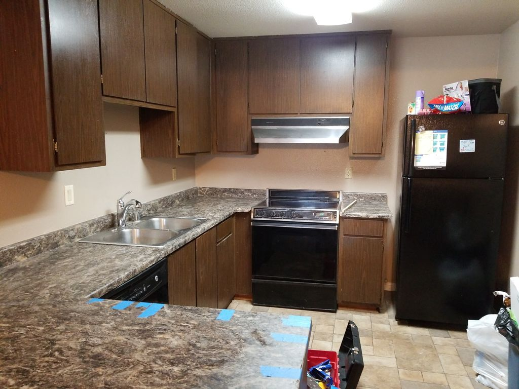 New Countertops Installed