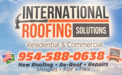 Avatar for International Roofing Solutions