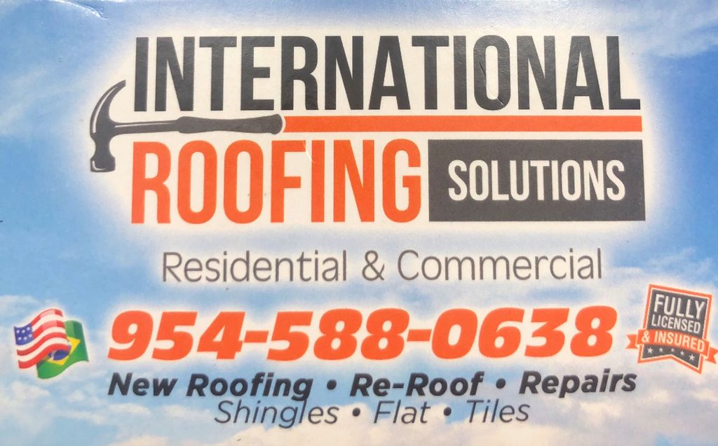 International Roofing Solutions