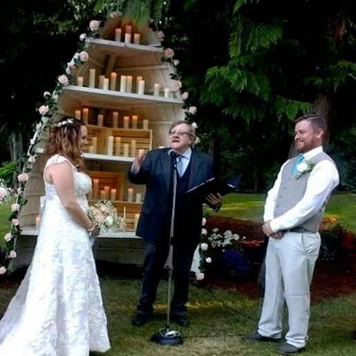 Weddings with Spirit and Wit