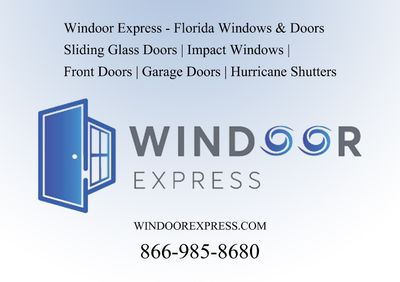 Avatar for Windoor Express Corp Dania, FL Thumbtack