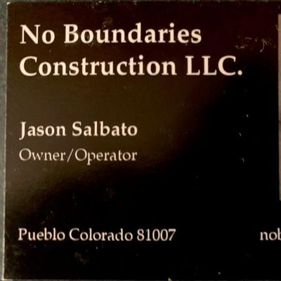 Avatar for No Boundaries Construction LLC