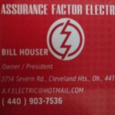Avatar for Assurance Factor Electric LLC.
