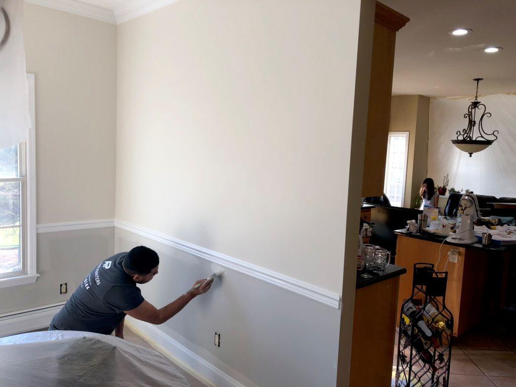Interior Painting - Montvale 2020